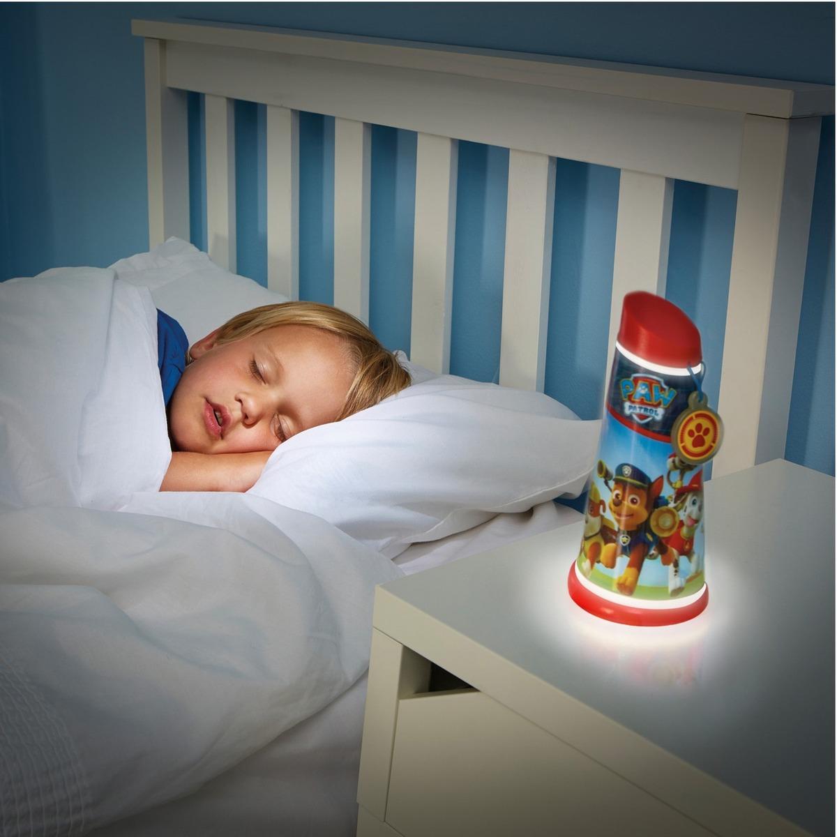 lampe torche et veilleuse la pat 39 patrouille. Black Bedroom Furniture Sets. Home Design Ideas