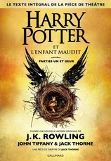 Vente  Harry Potter et l'Enfant Maudit  - J.K. Rowling, John Tiffany et Jack Thorne