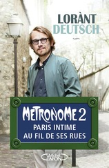 Vente  Métronome 2 (eBook)  - Lorànt Deutsch