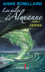 Vente  James  - Anne Robillard