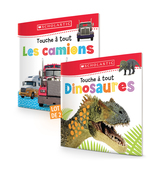Vente  Les camions / Dinosaures