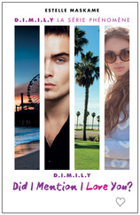 Vente  D.I.M.I.L.Y. tome 1 - Did I mention I love you?  - Estelle Maskame